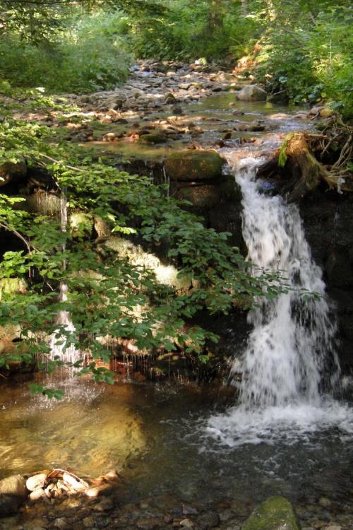 #Wodospad #Przyroda