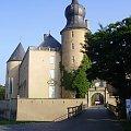 Zachodnie Niemcy, Zamek Gemen w Borken #zamek #słońce #Niemcy #Borken