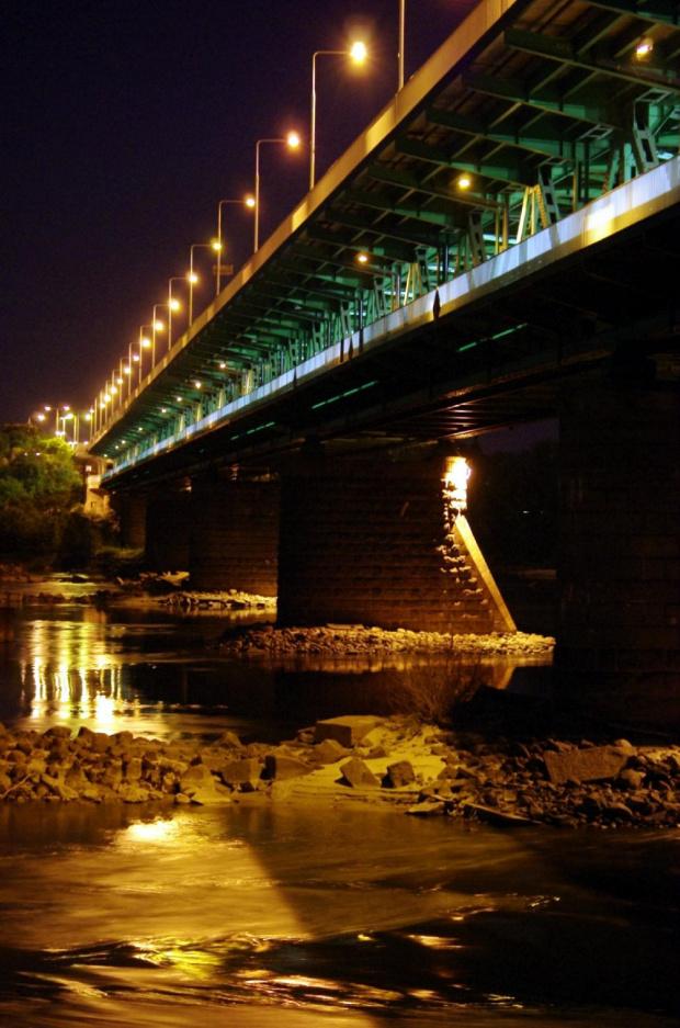 #most #noc #światło