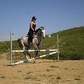 skoki na siwej, #kon #skoki