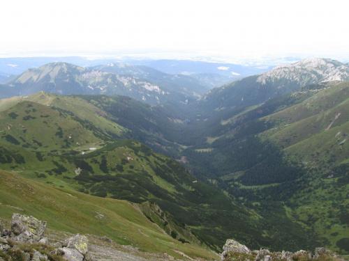 Dudowe Stawiki #Góry #Tatry #StarorobociańskiWierch