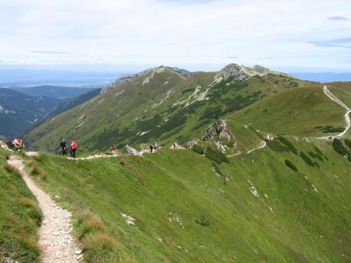 Ornak i Dolina Starej Roboty #Góry #Tatry #StarorobociańskiWierch