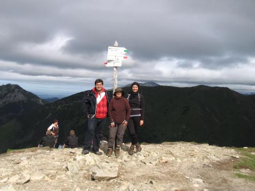 Trzydniowiański Wierch #Góry #Tatry #StarorobociańskiWierch