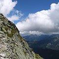 Na szlaku #Góry #Tatry #KoziWierch #CzarneŚciany #ZadnyGranat