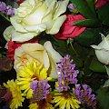 #bukiet #kompozycja #kwiaty