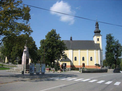 Skalité #Kysuce #Słowacja