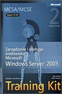 Windows Server 2003 Training Kit