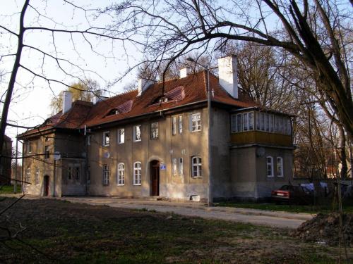 Kamienica #kamienica #budynek #pruski #niemiecki #CzerwonyDach