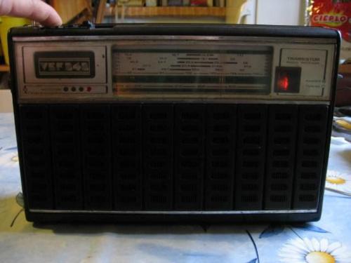 Radio tranzystorowe VEF242 #radio #allegro #odbiornik #tranzystor #rewelacja #okazja #Łotwa #tento #aukcja #ussr #vef242