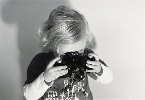 Ania :) #Dziecko #Portret #Lomo