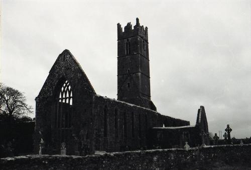Claregalway #Claregalway #Galway #Irlandia #Opactwo #Klasztor #Ruiny