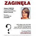 #PLAKAT #ITAKA #AkcjaPlakat #pomóż #apel #JustynaKanicka #KamieńPomorski #zachodniopomorskie