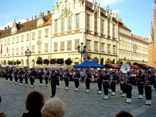 policja dmuchała... :) #festiwal #orkiestra #policja #wrocław