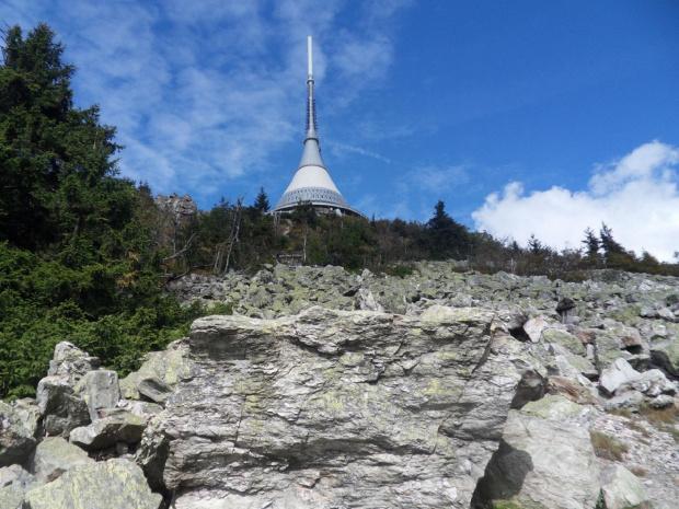 To tzw. Tarasy Jesteda #Czechy #góra #Jested #Liberec