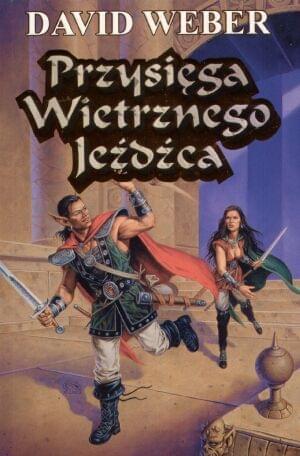 Weber David - Przygody Bahzella Bahnaksona 03 - Przysiêga Wietrznego Je¼d¼ca