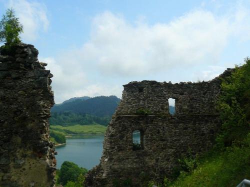 #ruiny #Pieniny #Czorsztyn #zamek
