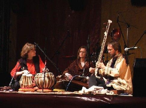 Zespół Shanti Path koncert fot
