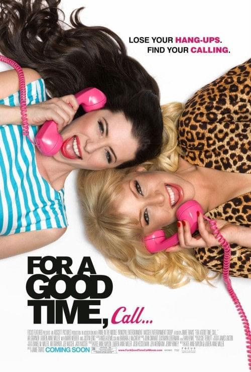 For A Good Time, Call... (2012) PL.HQDVDRip.XviD.AC3-OzW