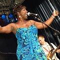 Wanda Johnson podczas Suwałki Blues Festival #SuwałkiBluesFestiwal #Suwałki #koncert #muzyka #WandaJohnson