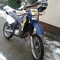 Yamaha DT 125R 98r #cross #yamaha #YamahaDt #yamaha125dt #YamahaDt125