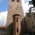krzywa wieża w ząbkowicach śl. #KrzywaWieża #WieżaWidokowa