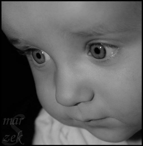 Miss Natalie #dziecko #oczy #portret