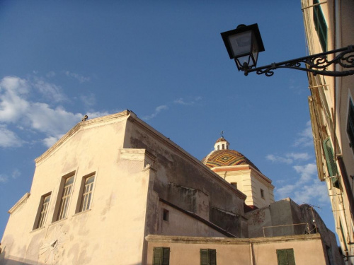 Kościół w Starym miescie...