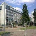 UW Wydział Zarządzania ul.Szturmowa #Warszawa #widok #budynek