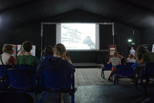 BLOK NIEZALEŻNEGO JURY /Małe kino #Kazimierz #FestiwalFilmu #DwaBrzegi