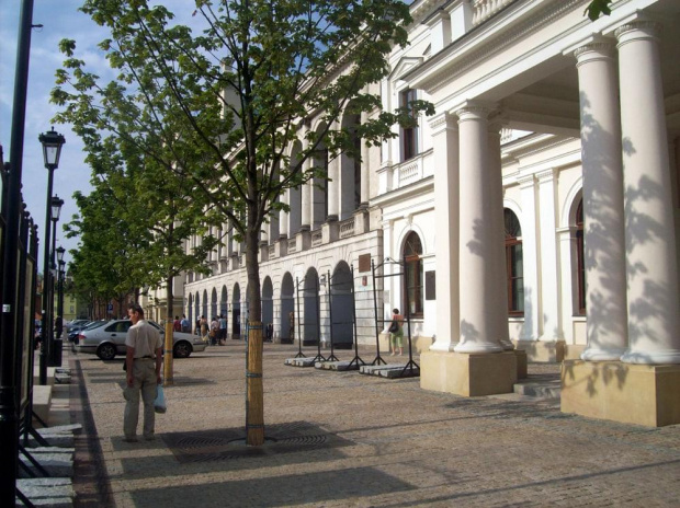Warszawa-Krakowskie Przedmieście #budynki #Warszawa #widok