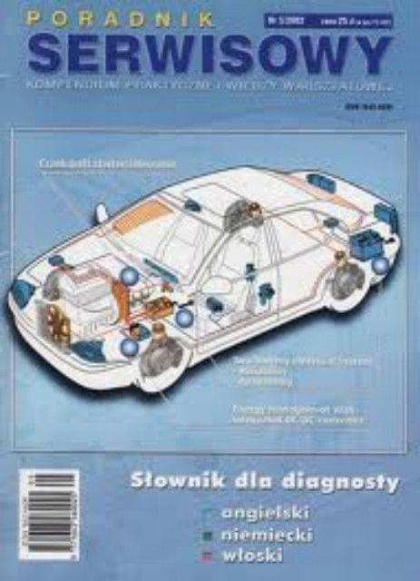 Diagnozowanie uk�ad�w sterowania silnikami cz.1 - Poradnik Serwisowy [ebook PL]