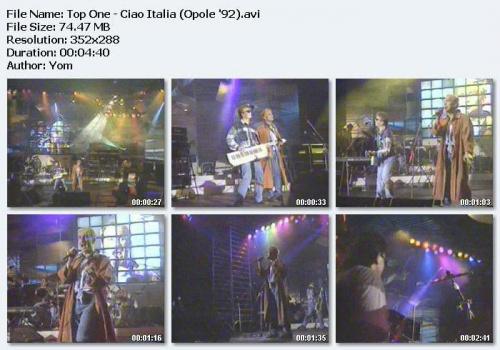 Top One - Teledyski (1992-2007) cz.1