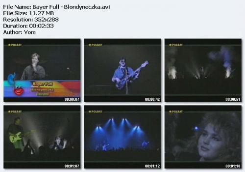 Bayer Full - Blondyneczka (1992)