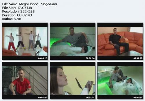 Mega Dance - Magda (2002)