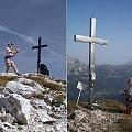podejście do krzyża #krzyż #góry #podejście