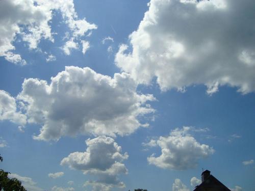 #chmury #niebo #pogoda
