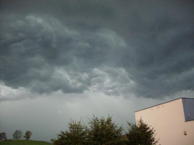 chmury #chmury #burza