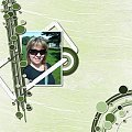 """fotka- Danuta, zestaw geometryczny""""koło""""-scrapbokingmarzeny.blogspot.com #scrapek #scrapki"""