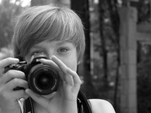 Zdjęcie z warsztatów fotograficznych dla dzieci :) (i młodzieży :P)