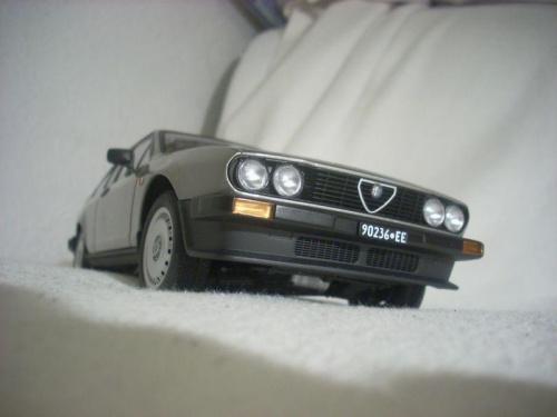 #Alfa #Romeo #GTV #Alfetta #transaxle #Autoart