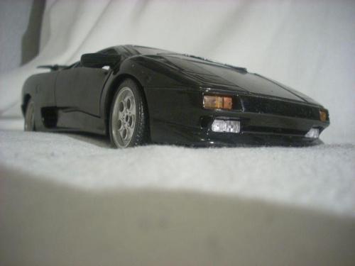 #Lamborghini #Diablo #model #bburago