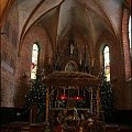 #Radom #fara #kościół #zabytek #nawa #NawaBoczna #MiastoKazimierzowskie #szopka #prezbiterium #okno #witraż #podłoga #StylGotycki #gotyk #malulatura