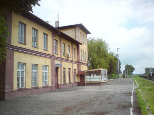 Stacja w Opocznie widok w kierunku Skarżyska. Peron pierwszy. #PKP #Opoczno