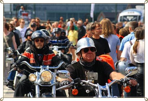 Hamburg - Harley - Days 2010 #harley #motor #ZlotMotorow