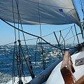 #rejs #morze #Bałtyk #fale