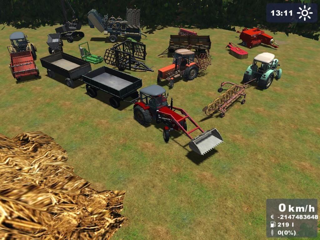 Landwirtschafts simulator 2011 скачать русификатор