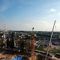 #dźwig #budowa #Białystok