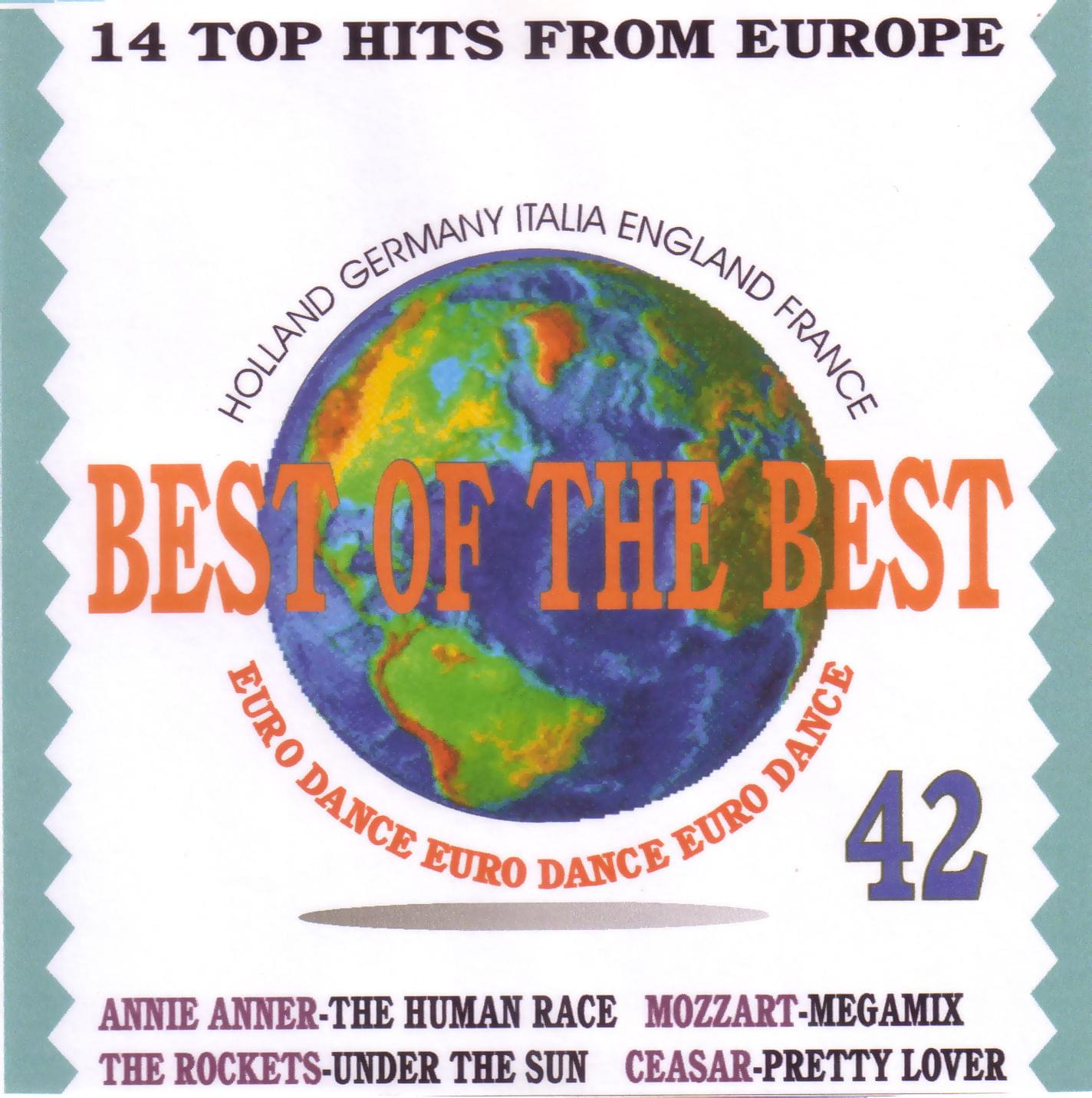Best Of The Best vol.42