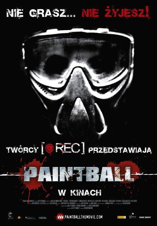 Paintball (2009) DVDRip.XviD Lektor PL