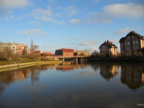 Piątkowy spacer po Dolnym Mieście, słonko po 2 tygodniach łaskawie się pojawiło.... #Gdańsk #DolneMiasto #widoki #jesień #listopad #woda